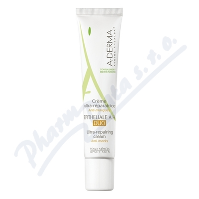 A-DERMA Epitheliale A.H. Duo Ultra-obnov.krém 40ml